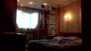 Посуточно, по часам, на ночь 1и2х комнатные квартиры-Алматы