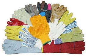 Продажа Рабочих перчаток, рукавиц, краги сварщика!