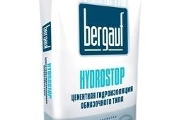 Гидроизоляция Гидростоп Бергауф 20 кг, продам