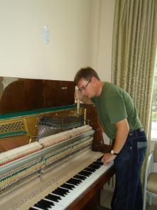 Настройка фортепиано (пианино, рояль)