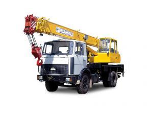Услуги крана 14 тонн Челябинск