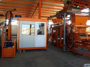 Стационарная линия для производства бетонных изделий Universal