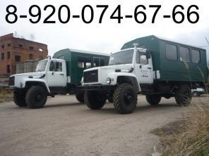 Продаю вахтовки на базе ГАЗ 33081