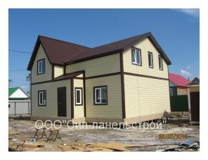 Строительство дом, сип-панели, сруб.