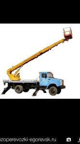 Услуги Автовышки ( АГП) и Автокрана 25 тонн