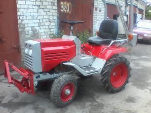 Продажа, Мини трактор КМЗ-012