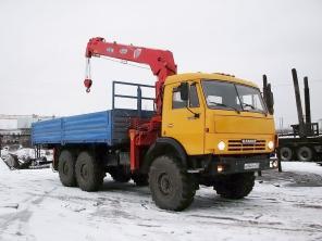 Услуги спецтехники Каменск-Уральский