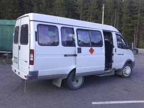 Заказ, аренда, прокат микроавтобуса газель. Березовский, Екатеринбург.