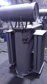 Продам трансформатор ТМ 400 6 0.4 б/у, 2штуки