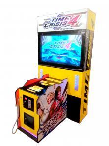 Продажа развлекательного автомата симулятора боя Time Crisis 4