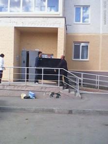 Перевозка пианино, сейфов и банкоматов.