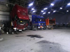 Производим ремонт и диагностику грузовых и легковых машин и спецтехник