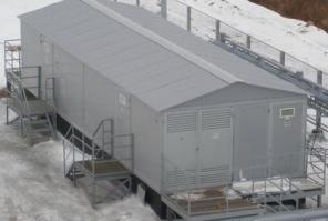Изготовление стальных площадок обслуживания