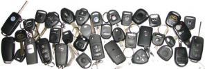 Автоключи с чипом - изготовление, восстановление, копирование.