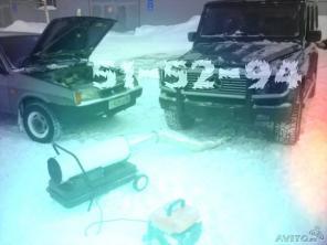 Запуск авто в мороз