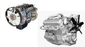 Двигатели ЯМЗ и комплектующие к ним