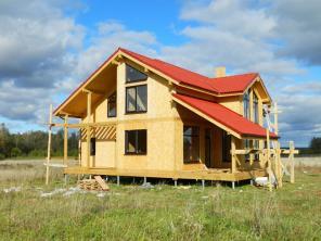 Строительство домов. Производство Сип-панелей.