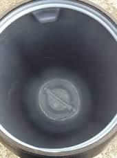 Продам бочки пластиковые.открытые 220 л.бочка черным цветом