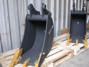 Ковши узкие шириной 400 мм на экскаваторы-погрузчики