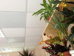 Экономичный обогрев помещений инфракрасными потолочными обогревателями
