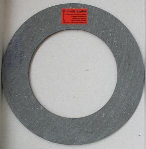 Кольцо фрикционное 140*80*5,  кольцо фрикционное 225*140*4,5 к тельфер