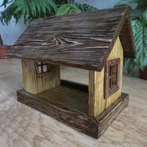 "Кормушка для птиц ""Старый дом"""
