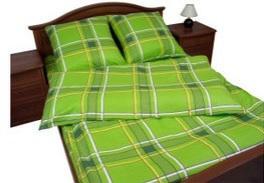 Белье из ситца и бязи; подушки синтепон, холофайбер, пух-перо; одеяла