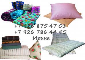 Производство постельных принадлежностей из натуральных материалов