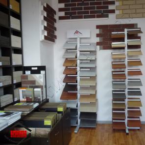 Клинкерная плитка для пола и лестниц Interbau