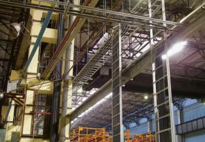 Электромонтаж на промышленных объектах