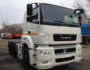 Продажа тягач КАМАЗ-65206 (новый) + полуприцепы