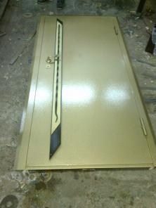 Изготовление сейф-дверей