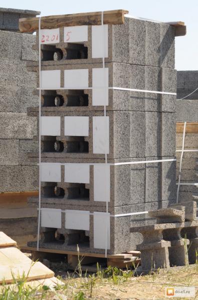 Строительные блоки Tecolit (Теколит)