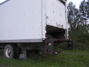 Продам грузовой фургон