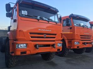 Продажа тягач КАМАЗ-44108,  полуприцепы (новые, б/у)