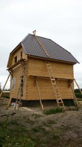 Не дорогое строительство домов и бань из бруса