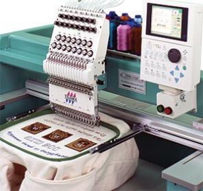 Вышивальные машины для бизнеса от недорогих до японских Tajima