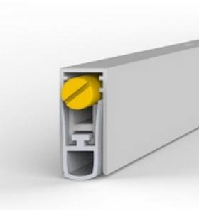 Звукоизоляционный автоматический порог Sipam, модель 103SF.