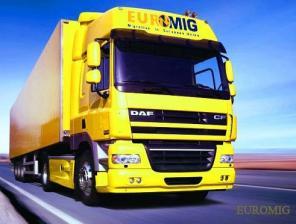 Готовая транспортная компания с лицензией на перевозки в Евросоюзе