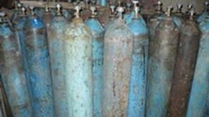 Куплю газовые баллоны объемом 5,10,  40,50 литров из под кислорода, аз