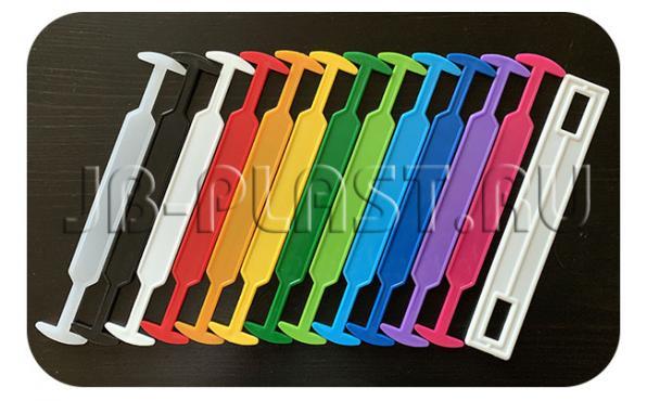 Пластмассовые ручки для коробок, ручки с укрепляющим основанием