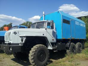 Урал 4320 2013 г.в. установка ппу 1600/100 умп40 2018 г.в.