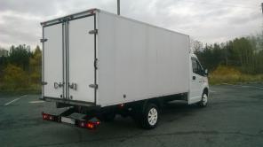 Грузоперевозки Газель NEXT, фургон- 4 метра