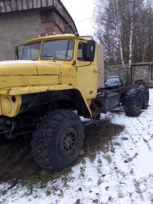 Продаю Урал 4320,2003 г.