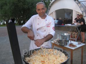 Кейтеринг. Узбекская кухня. Организация праздника.