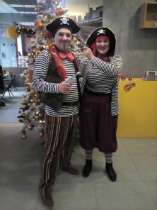 Пиратская вечеринка для детей на день рождения