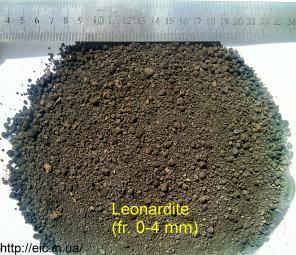 Леонардит -органическое удобрение