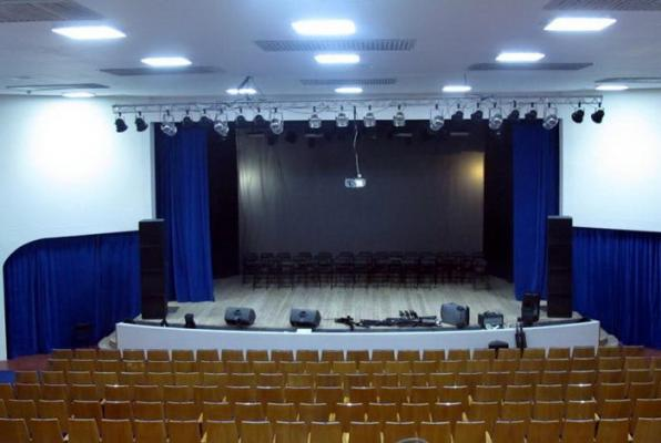 Комплексное оформление залов и помещений.