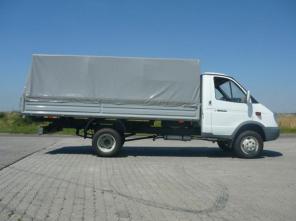 Вывоз строительного мусора, ГАЗель, доставка строй материалов
