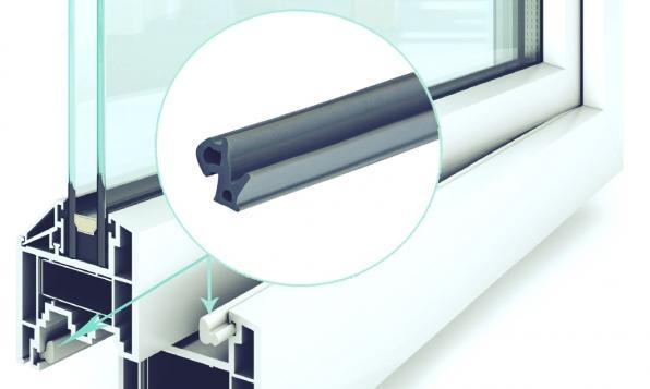 Замена резины ( уплотнителя) на окне, двери.